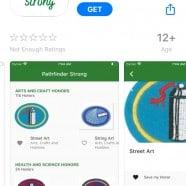 Zaživela mobilna aplikacija Pathfinder Strong Honor Finder